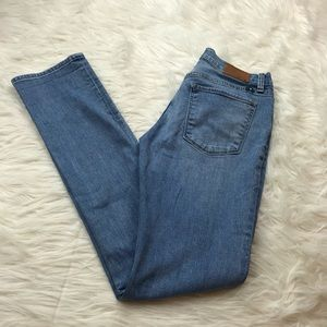 Lucky Brand Brooke Straight Jeans Size 4/27